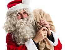 Julemand og trylleri