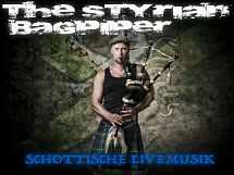 The Styrian Bagpiper -schottische Livemusik-