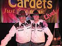 Cardets Countrymusic
