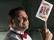Tryllekunstner Robert Mark