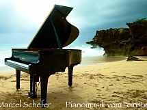 Pianist Marcel Schefer - auch mit Gesang