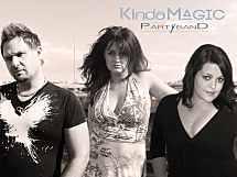 KINDAMAGIC Partyband