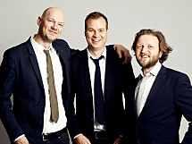 Copenhagen Jazztrio - Til Reception