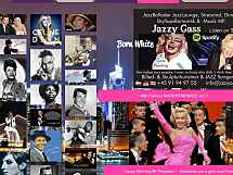 Jazzy Cass Born White