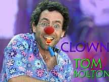 Clown Tom Bolton