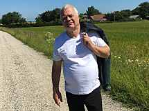 PER LAULUND. THE OLD DANE ON TOUR ON MEMORY LANE.