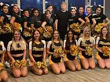 Pirates Cheerleader & Cheerdancer