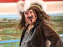 Piraten Kalle kanonkugle