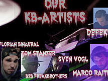 Knatterbooking Artists