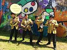 The Marching Saints Jazzband