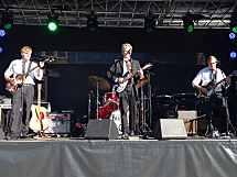 BeatBand, Beatles cover band.
