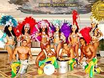 Brasil Sambashow