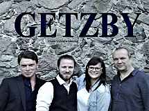 Piano Live Band Entertainment: GETZBY