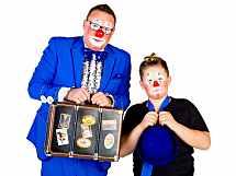 Clown & Zauberer Wowa