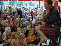 Jesper Grønkjærs Trylleshow