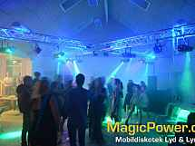 Mobildiskotek Magic Power