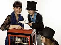Tryllekunstner - Helle Lyngholm