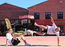 Munck & Simon - Freestyle Fodbold