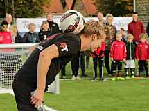 FodboldTricks - Konfirmations Fodbold Underholdning