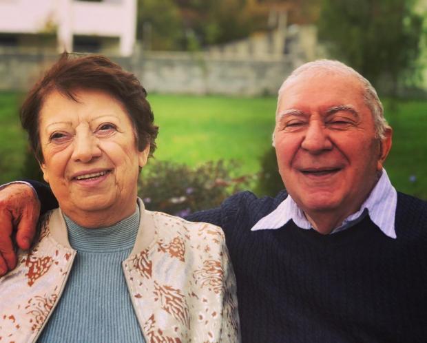 Родители Сосо Павлиашвили повенчались: артист трогательно поздравил маму и папу в сети