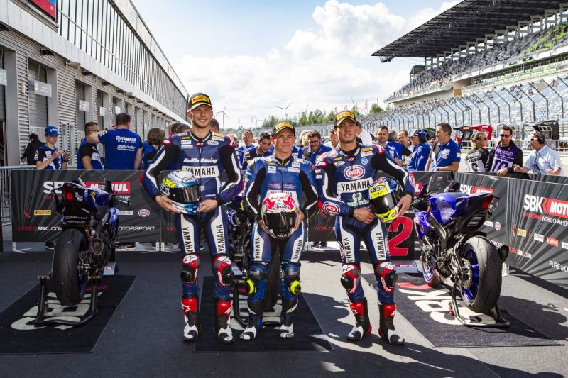 Confident Qualifying Performance for GRT Yamaha at Lausitzring on Saturday