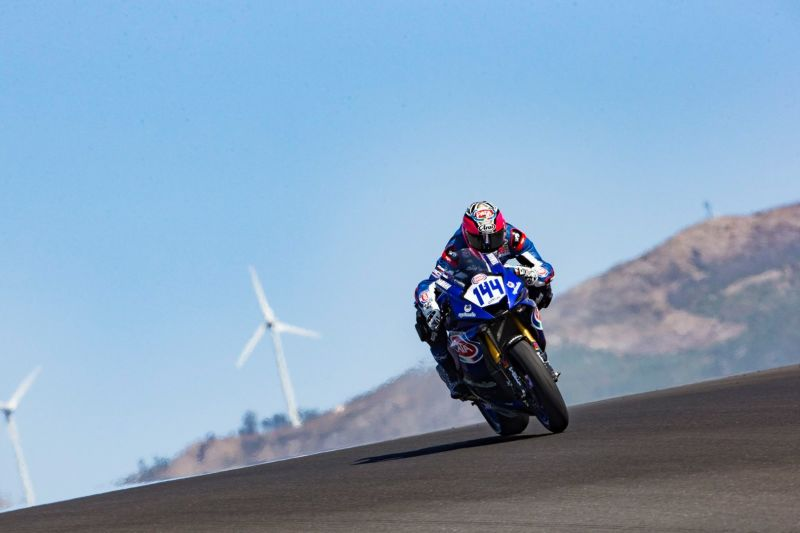 GRT Yamaha Enjoy Strong Start at Portimao