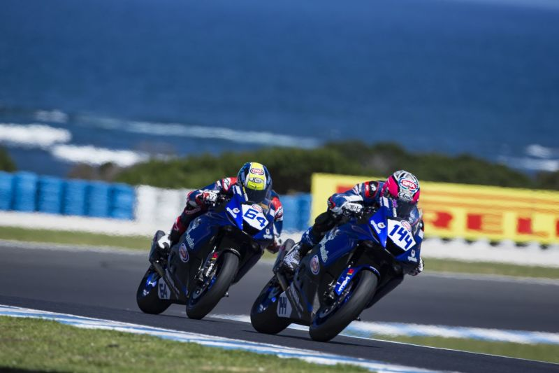 GRT Yamaha resigns Mahias & Caricasulo for 2018