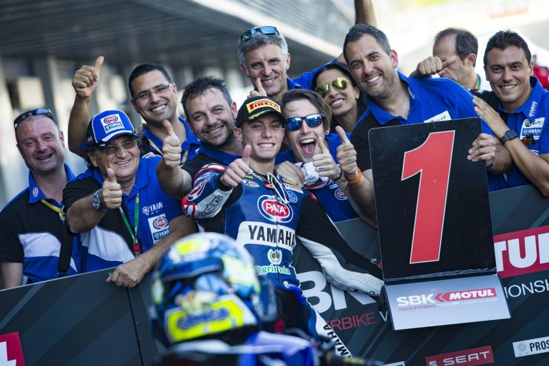 Caricasulo on Pole as Mahias Secures Second Row Start in WorldSSP at Jerez