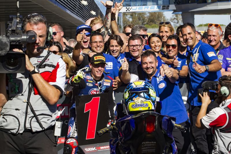 Weekend perfetto per Caricasulo a Jerez, Mahias rinforza la leadership in campionato