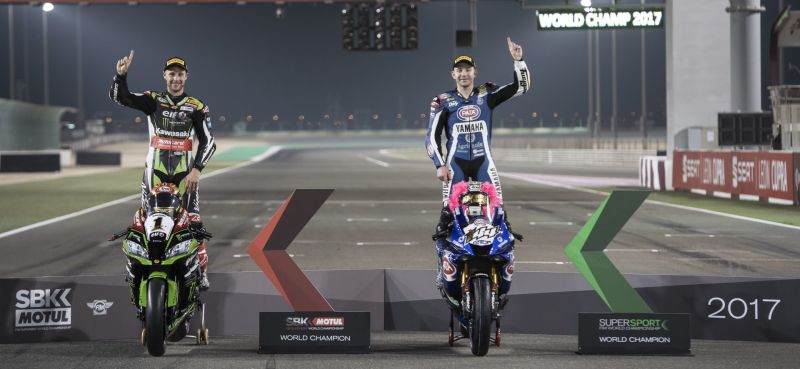 Mahias Takes Stunning Victory in Qatar to Become WorldSSP Champion
