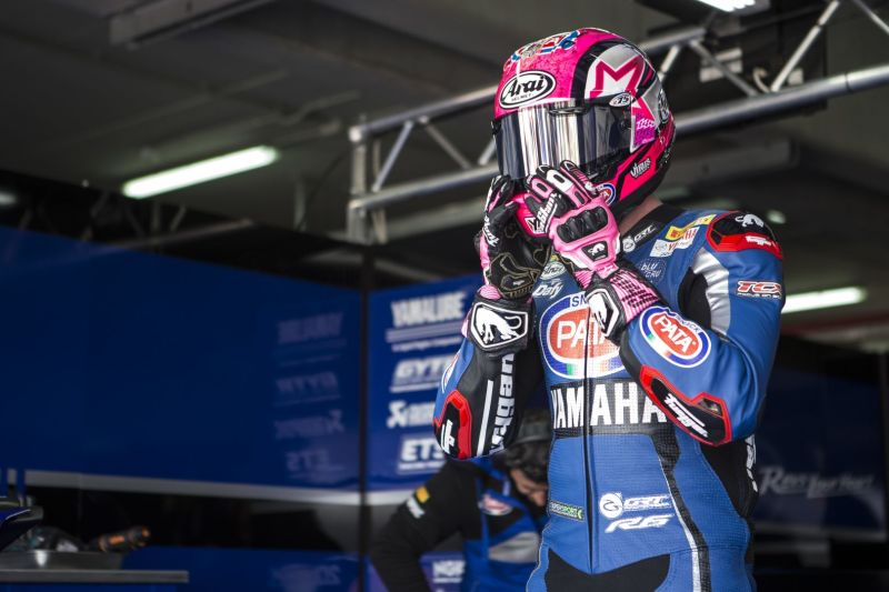 Double Front-Row Start for GRT Yamaha in Aragon