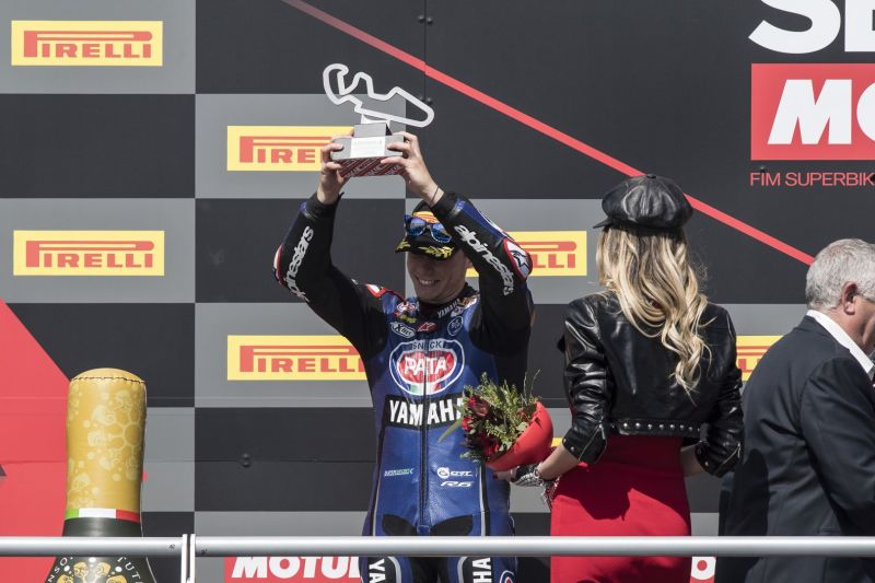 Caricasulo on the Podium as Mahias takes Championship Lead in Aragon