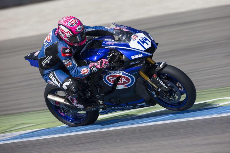 GRT Yamaha Team Battle Through Adversity in Assen on Friday