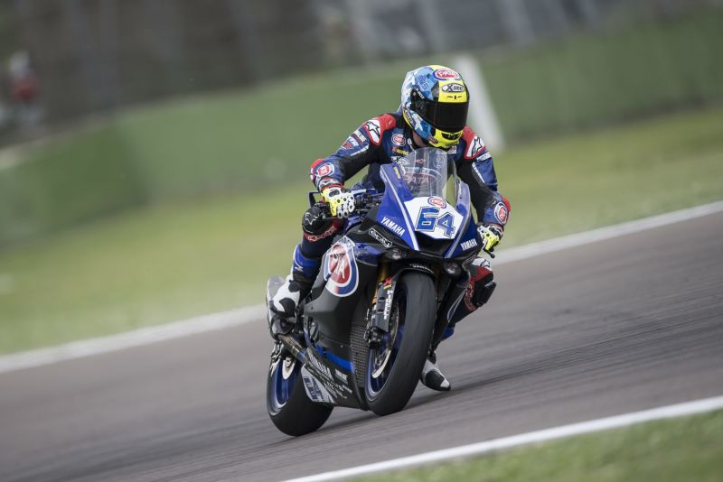 GRT Yamaha Dominate on Friday at Imola