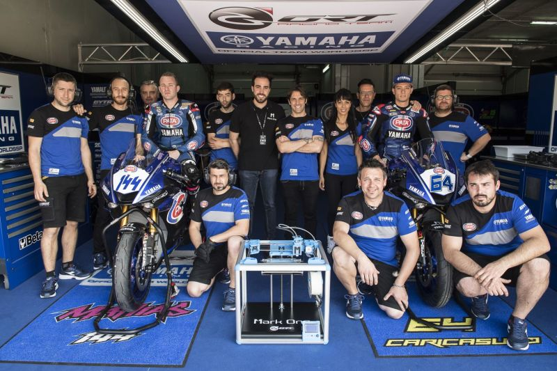 GRT Yamaha Official Team WorldSSP e Mark One Corrono Insieme per cambiare il Mondo del Motorsport
