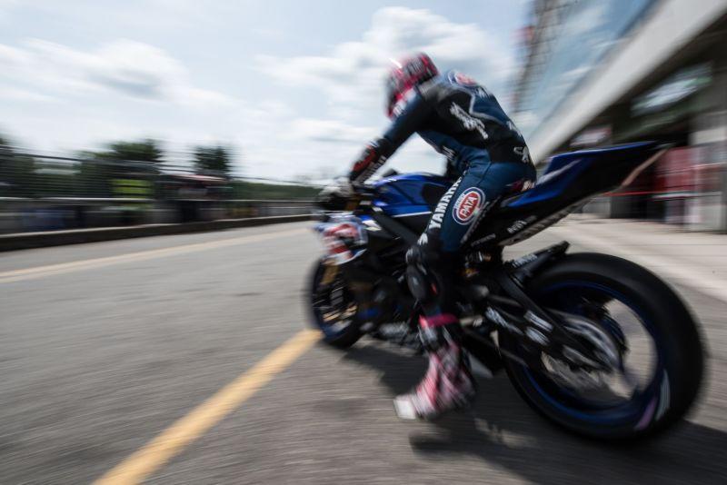 GRT Yamaha WSSP ufficiale si assicura la seconda fila nelle qualifiche di Brno