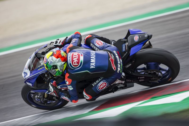 Primo e secondo posto per il Team GRT Yamaha Official Team WSSP a Misano