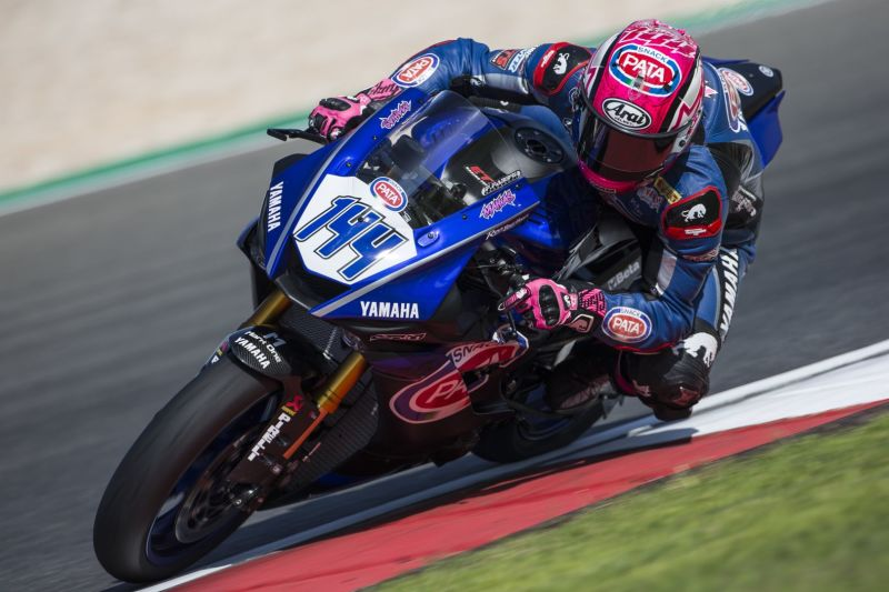 GRT Yamaha start strongly in Portimão