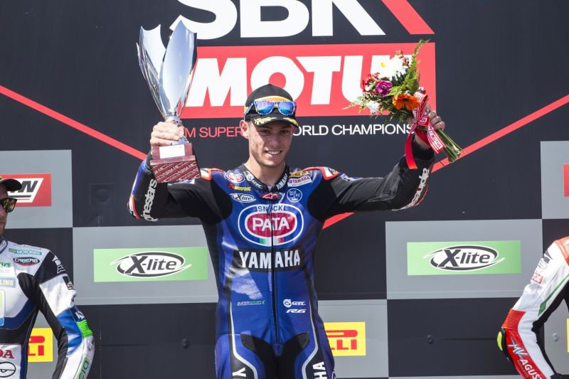 9 Victory for Caricasulo in dramatic Portimão World Supersport Race