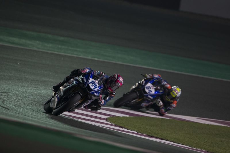 Mahias Sets The Pace on Opening Day in Qatar