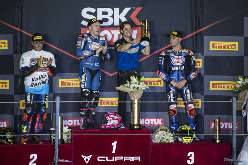 Mahias Wins In Qatar As GRT Yamaha Secure Team Title