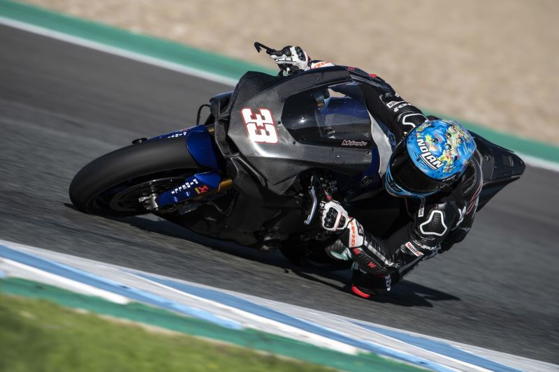 Productive End of Season Test in Jerez for the GRT Yamaha WorldSBK Team