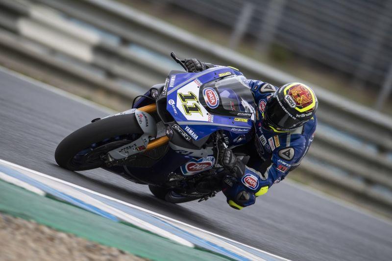 Ottimo inizio della stagione 2019 per i piloti Yamaha WorldSBK