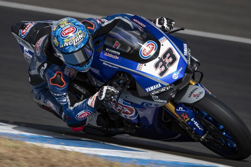 I piloti Yamaha fiduciosi di ottenere un buon risultato a Jerez