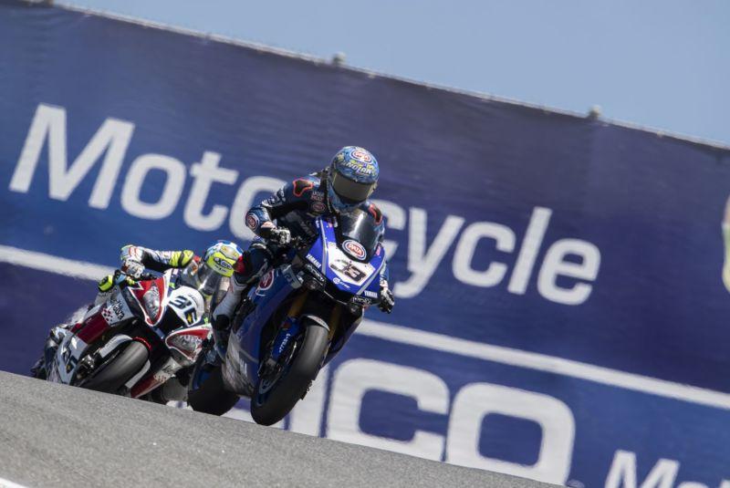 Un weekend agrodolce a Laguna Seca per il GRT Yamaha WorldSBK