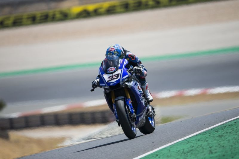 Un weekend agrodolce per il GRT Yamaha in Portogallo