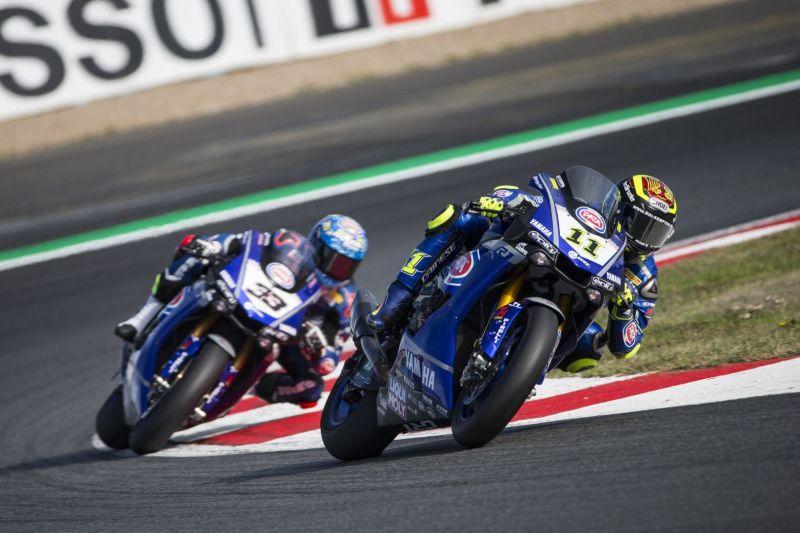 WorldSBK Pirelli French Round - Risultati Tissot Superpole Race