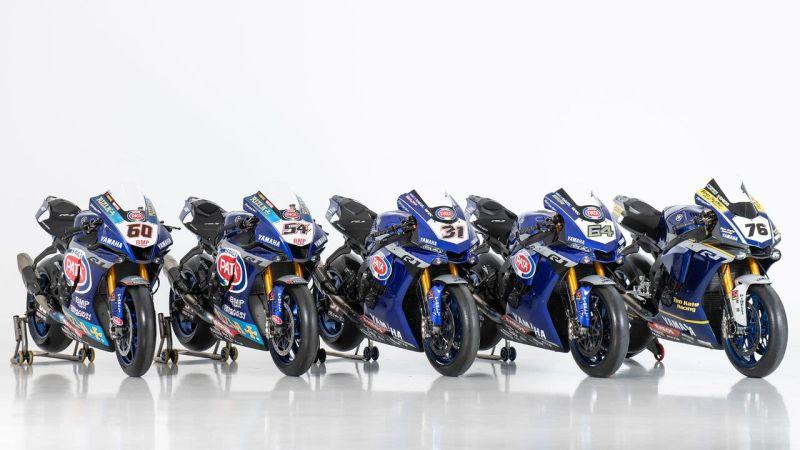 I team Yamaha WorldSBK pronti per iniziare la stagione 2020 a Jerez