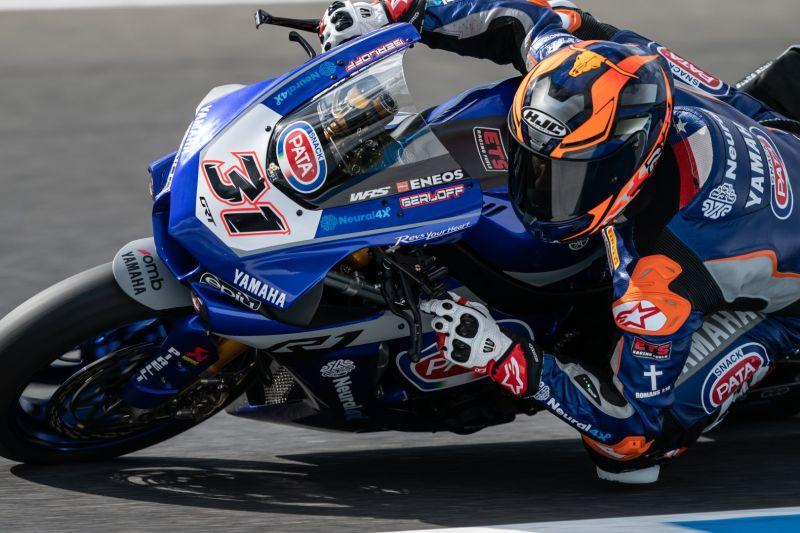 Il GRT Yamaha WorldSBK Junior Team estende la collaborazione tecnica con ETS Racing Fuels