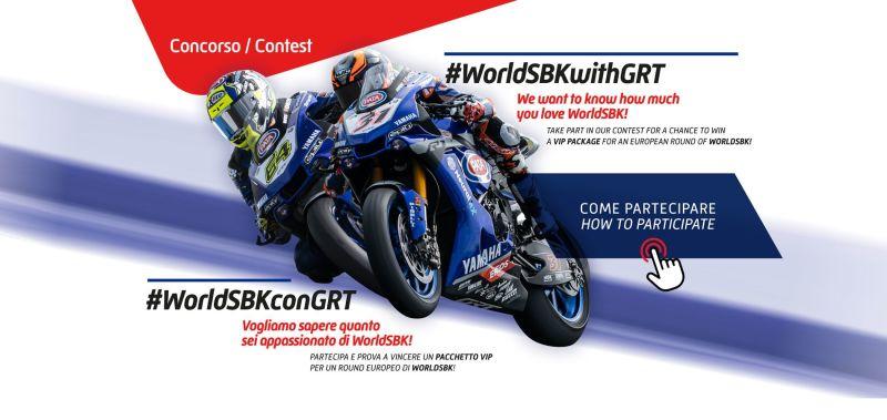 CONTEST: #WorldSBKwithGRT